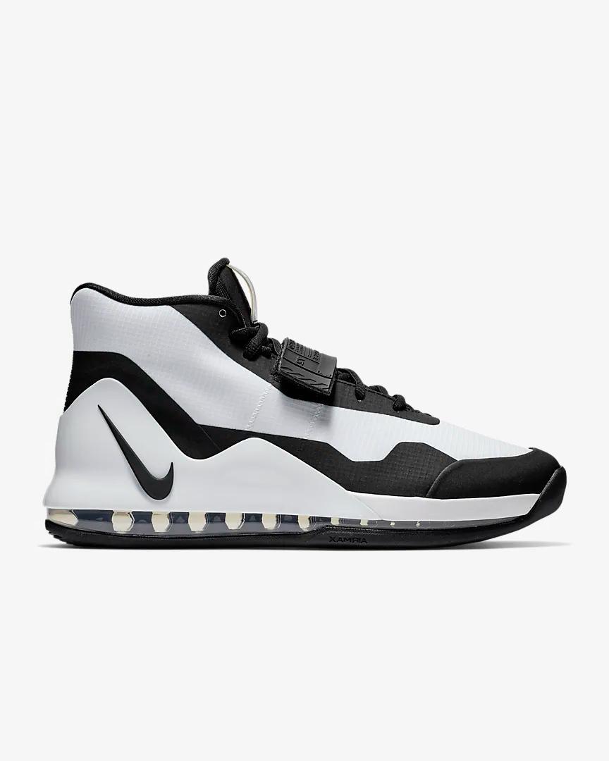 Nike Air Force Max Men's Basketball Shoes AR0974 101 White B