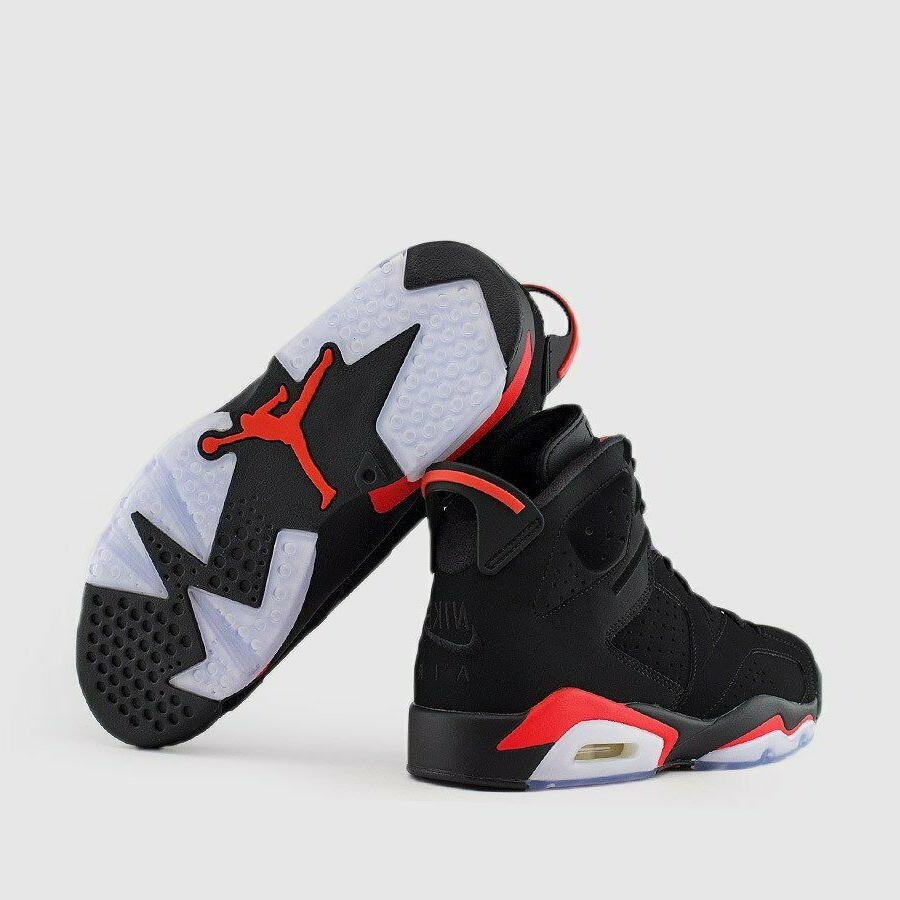 Nike 6 INFRARED OG GS 384664-060 Size