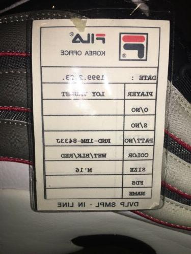 NWT NBA SHOES SIZE LOY