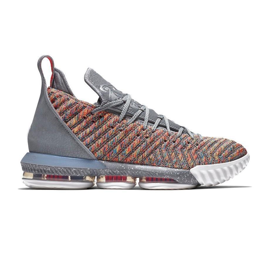 Original Remix King Lightyear <font><b>Basketball</b></font> <font><b>Shoes</b></font> 16s Lebron Sneaker