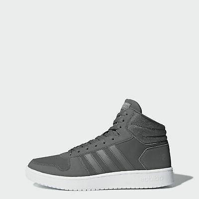originals hoops 2 0 mid shoes men
