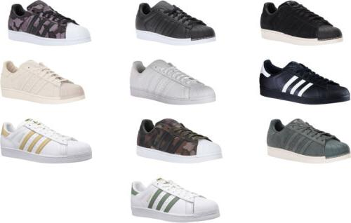 originals men s superstar foundation casual sneakers