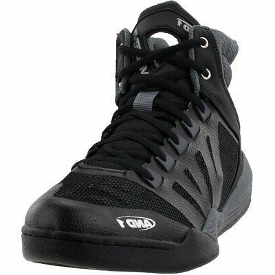 overdrive basketball shoes black mens