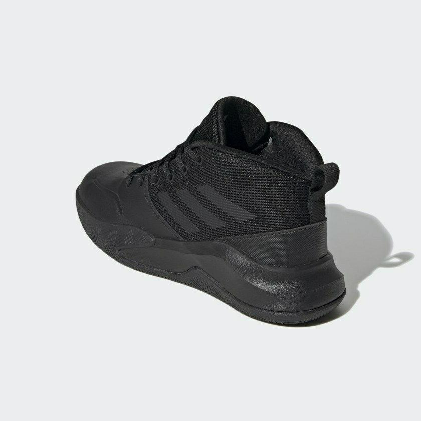 adidas Own The Wide Kids Youth Basketball Sz
