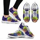 PawsNClaws - Abyssinian Cat Print-Running Shoes For Women/Ki