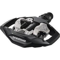 Shimano PD-M530 Bike Pedals Black 9/16in