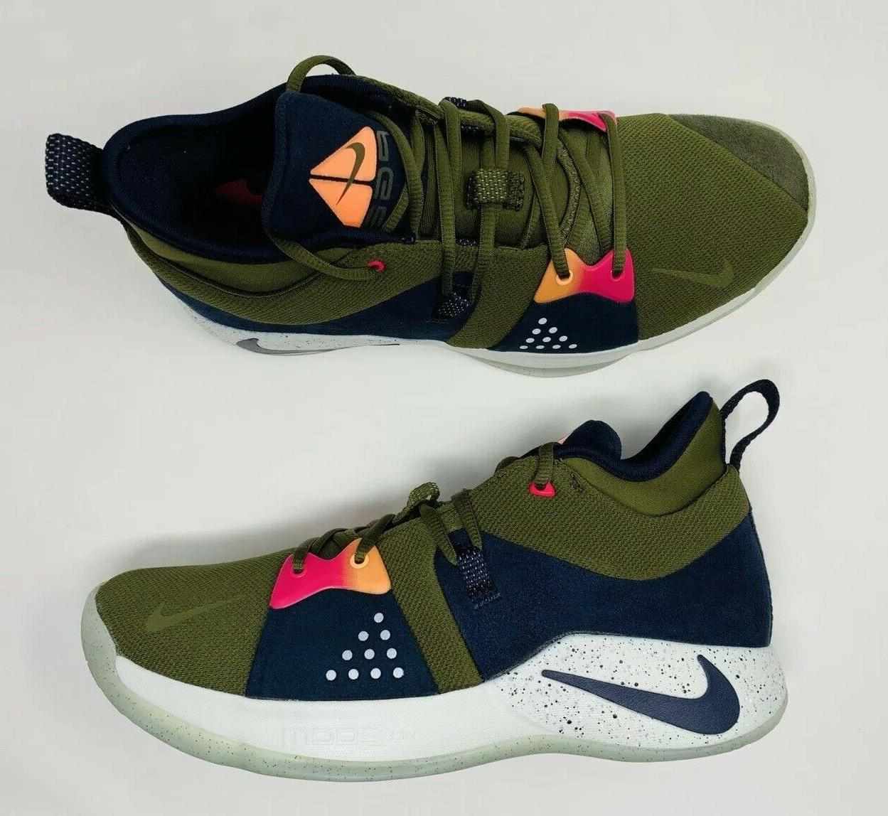Nike Olive George Shoes AJ2039-300 Size 11