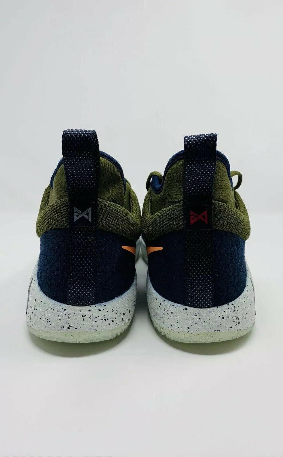 Nike PG Olive Shoes AJ2039-300 11