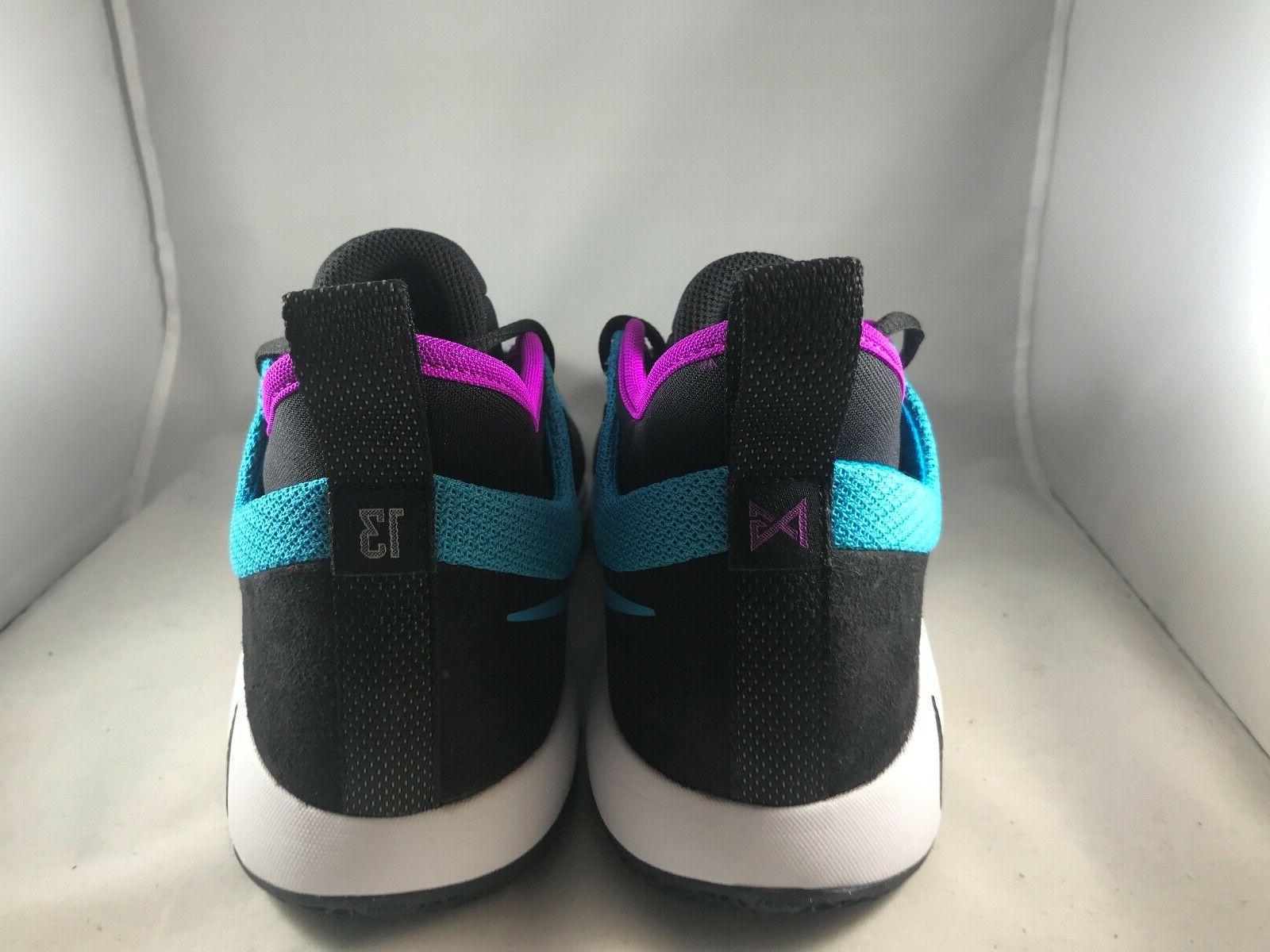 Nike PG Lagoon Paul Shoes AJ2039- 402 Mens Size