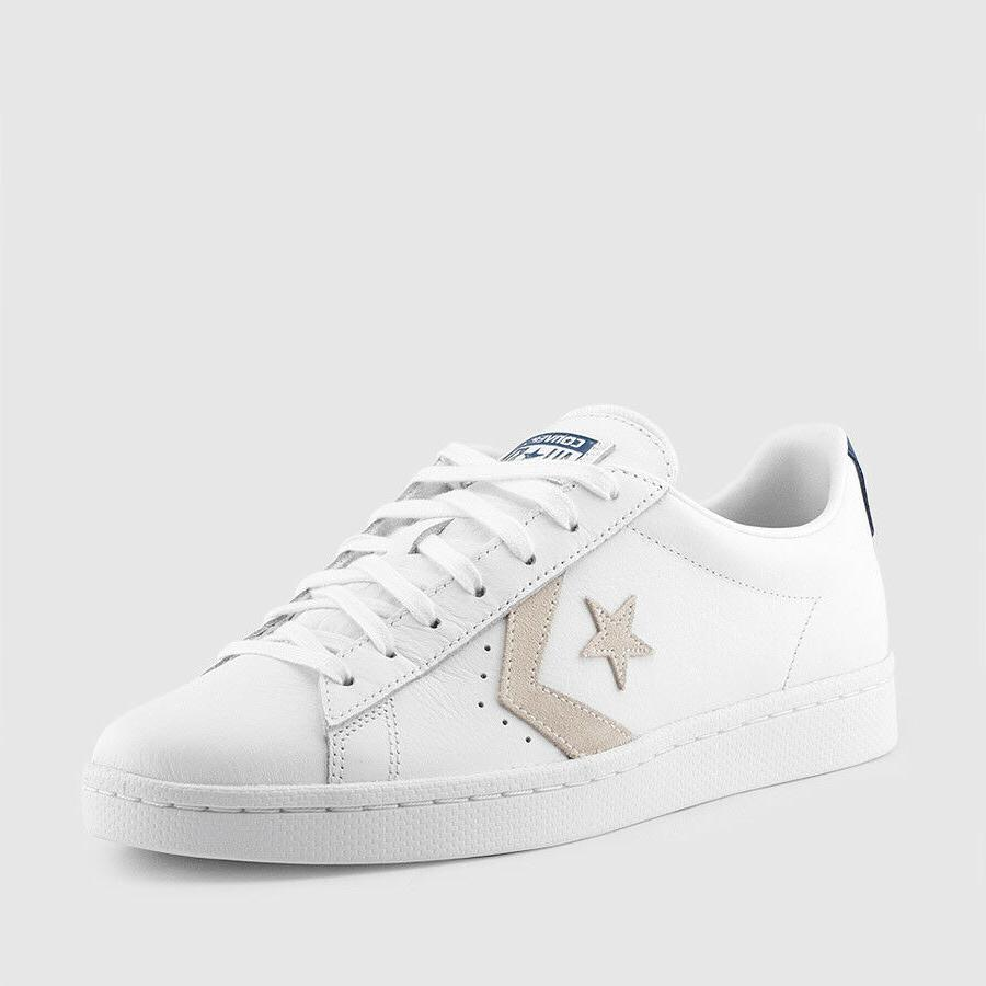 Converse Pro Top Leather Basketball size