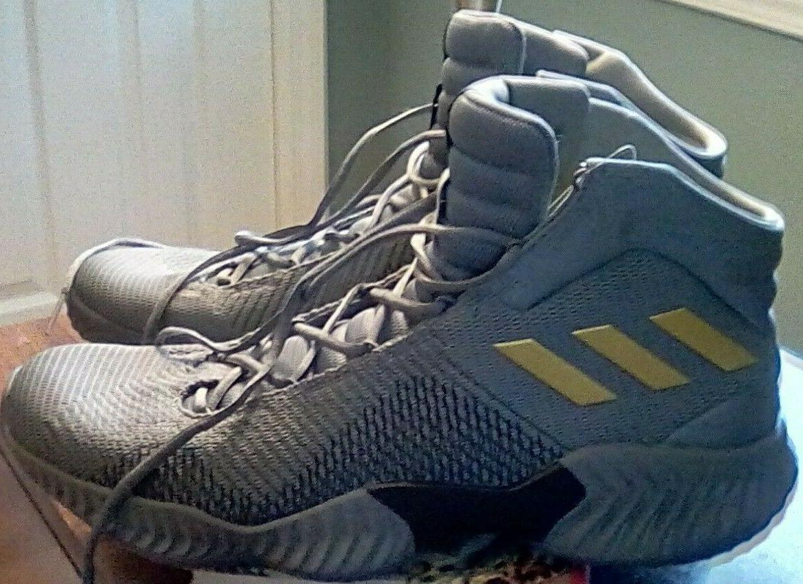 Adidas Pro Bounce 2018 Basketball Shoes Size 16