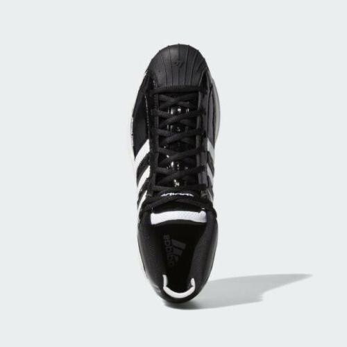 Adidas Model Men's Basketball Shoes Black EF9821