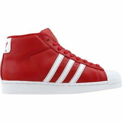adidas PRO Basketball Court Shoes Red - - 4 M