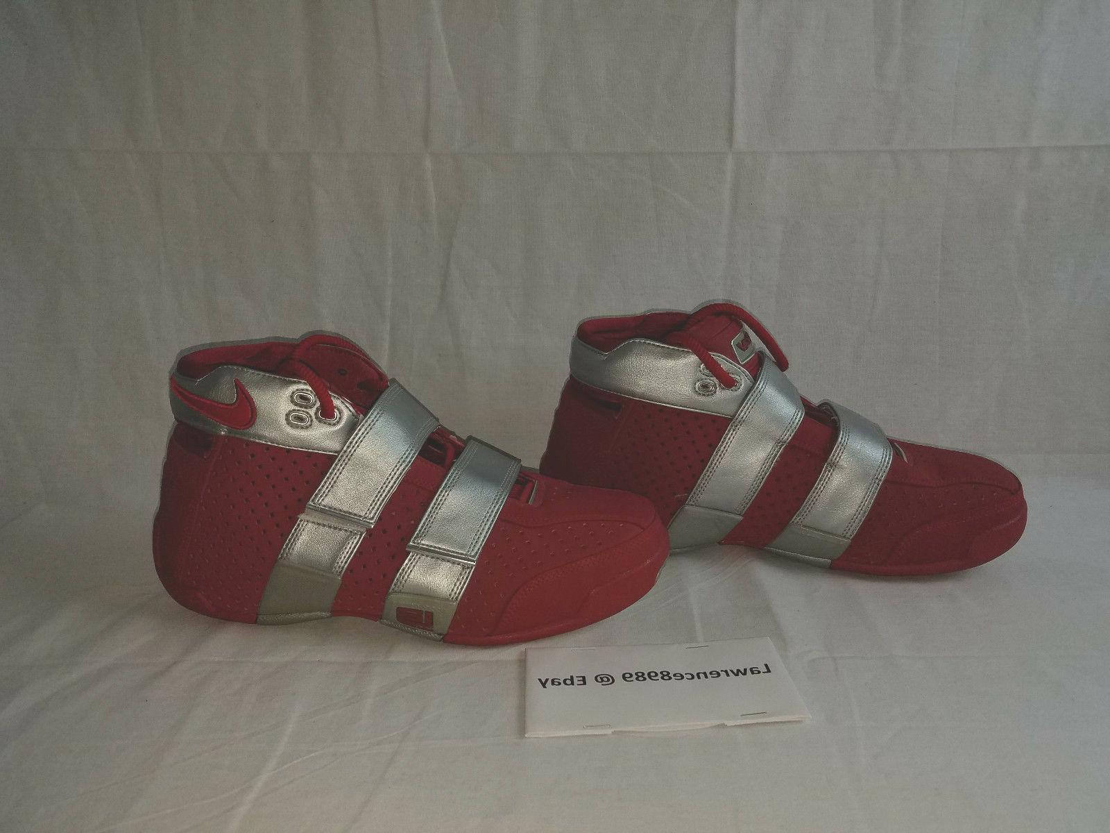 Rare Lebron 20-5-5 Ohio State Basketball Shoes 23 2 3 6