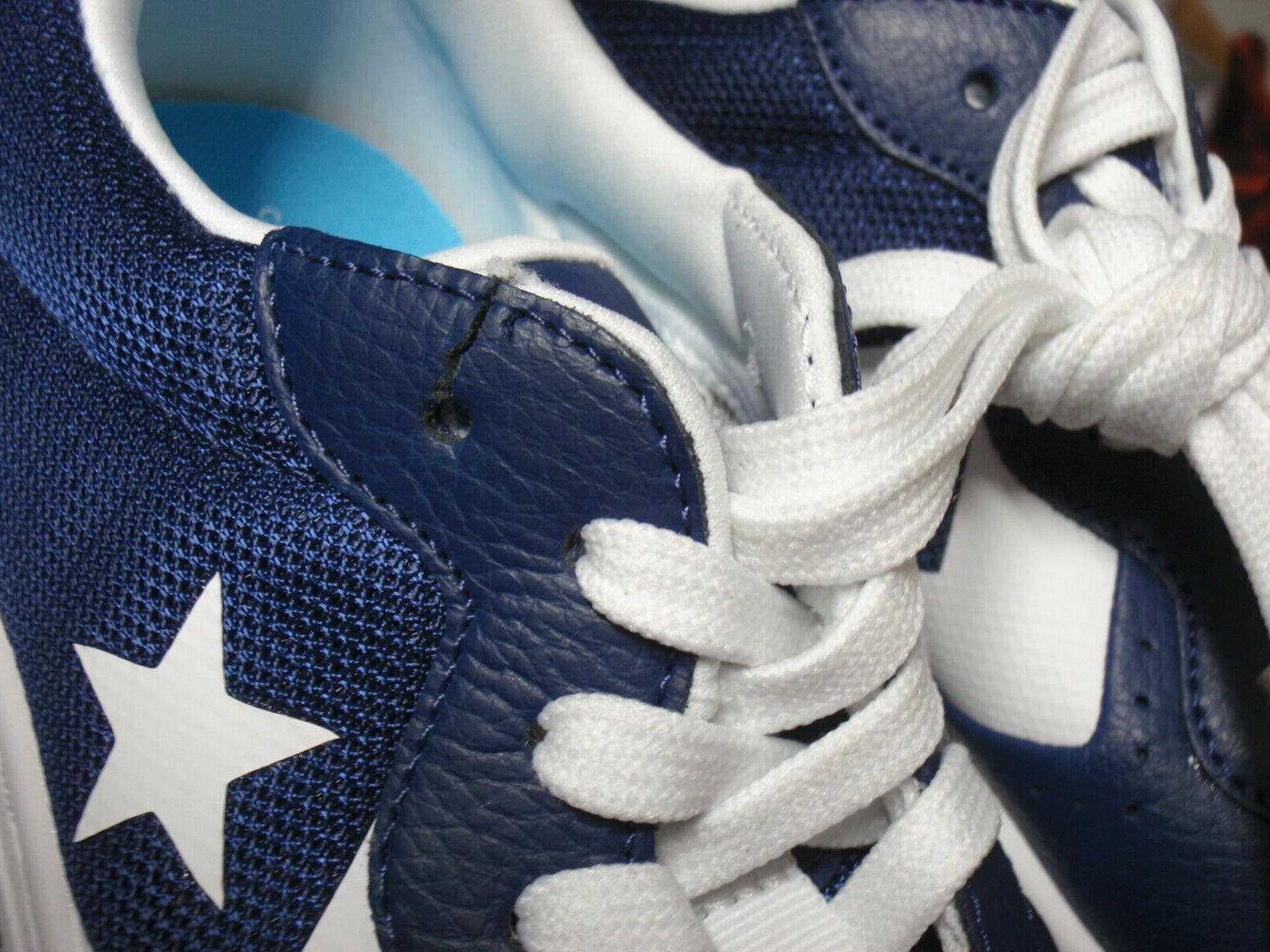 Converse Sneakers Blue Athletic Shoes