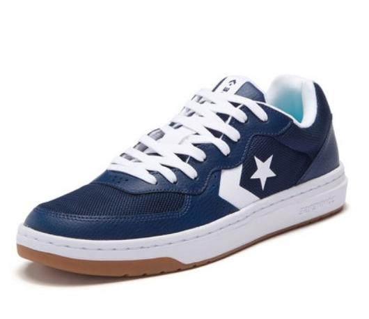 rival men s 11 sneakers blue low