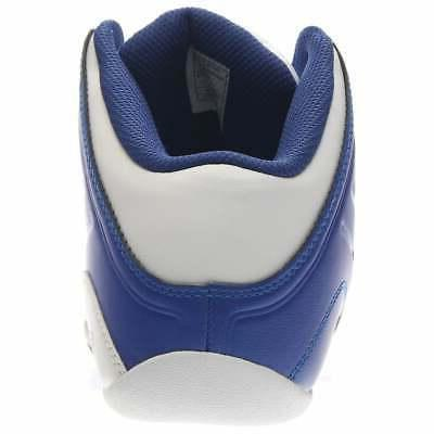 AND1 Rocket 4.0 Mid Casual Basketball Shoes White - Mens