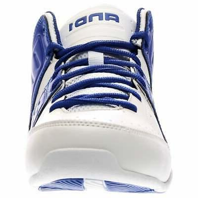AND1 4.0 Athletic Basketball White -