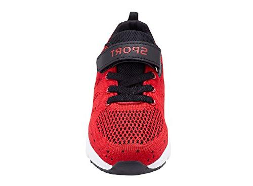 Kids Running Tennis Shoes Lightweight for Boys and
