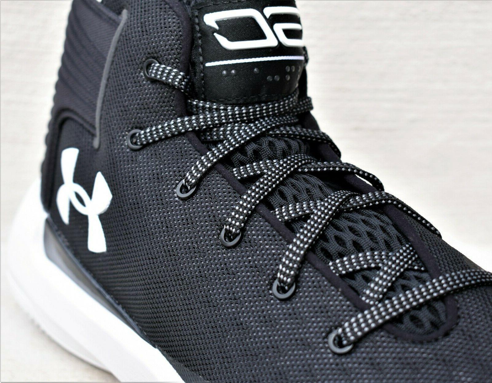 UNDER ARMOUR SC 3ZERO - New UA Stephen Curry Basketball Black