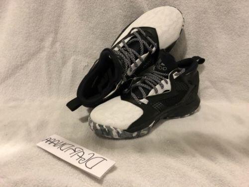 size 6 mens dlillard 2 basketball shoes