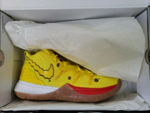 Nike Squarepants Mr. Krabs Kyrie 2 US Mens