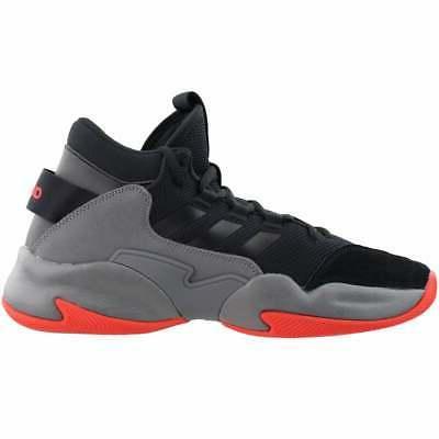 adidas Streetcheck High Top Basketball Casual Basketball Shoes Black