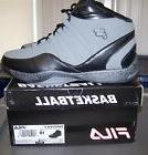 Fila Sweeper 4 Basketball Shoes Sneakers High NEW Gray/Black