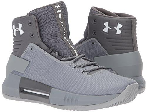 Under Armour Drive 4 Basketball Steel 9.5
