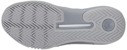 Under Armour Drive Basketball Shoe, Steel