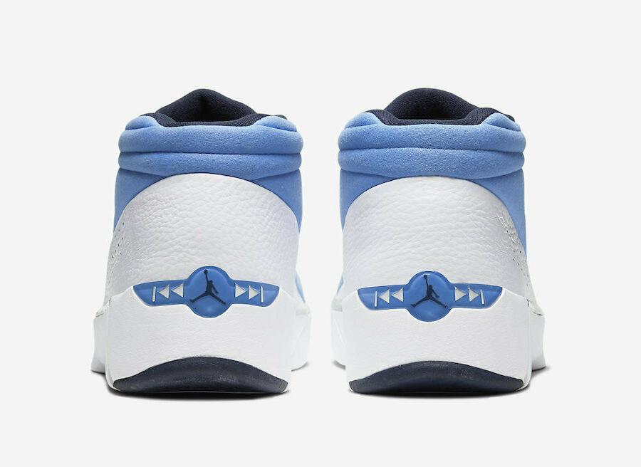 Jordan White Blue CD4150-104 Shoes Men's NEW