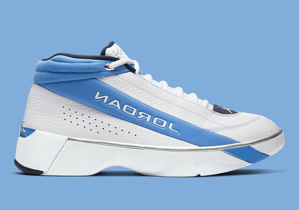 Jordan White Blue CD4150-104 Shoes