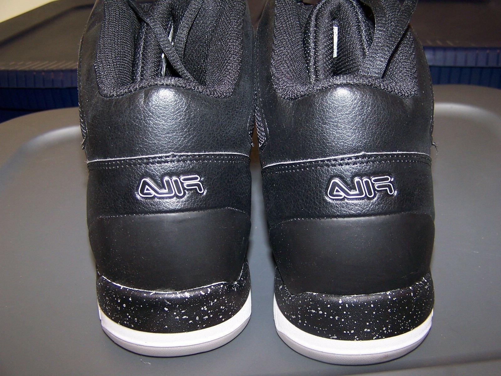 Fila Thunderceptor 2 Shoes Black Men's 11.5
