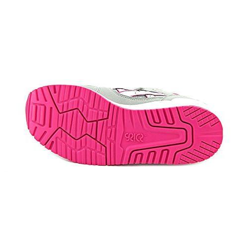 ASICS Gel Lyte III Shoe , Grey/White, 6.5 US Kid