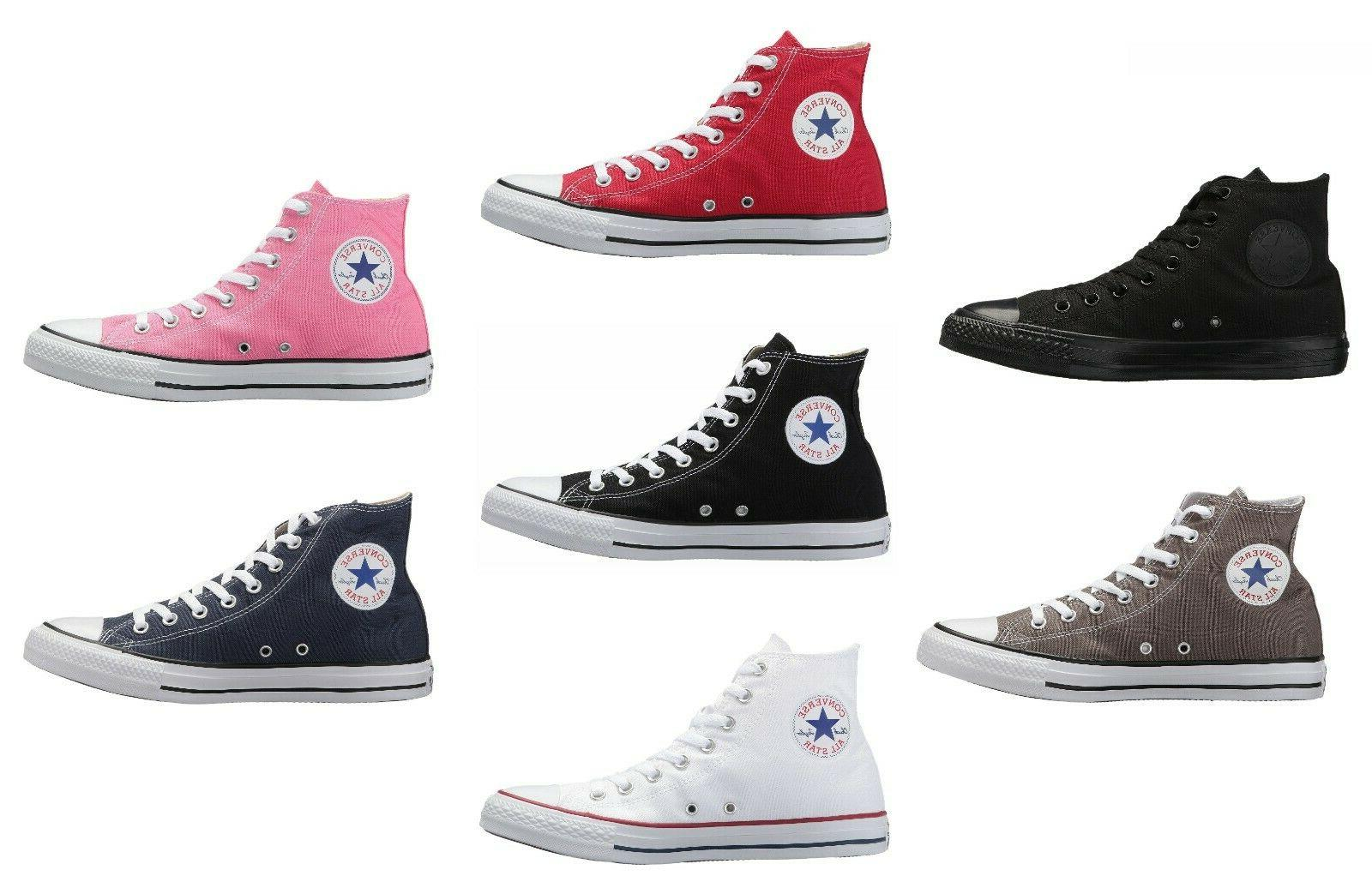 unisex chuck taylor all star high top