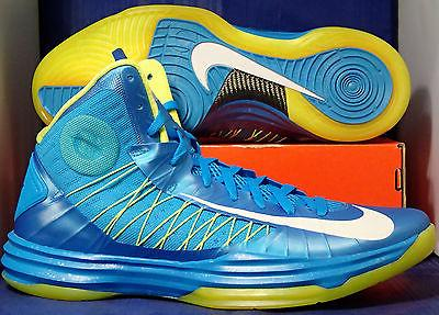 UNRELEASED PROMO SAMPLE Nike Hyperdunk Queens New York SZ 15