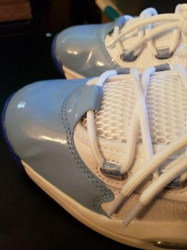 Reebok Men's Size 13 Shoes White/Fluid