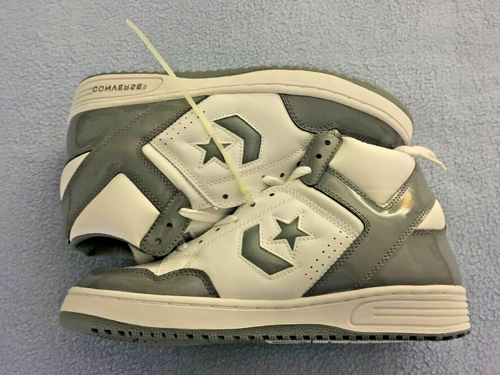 CONVERSE WEAPON Grey Basketball Size