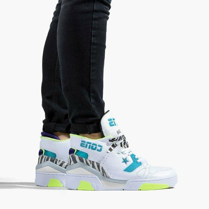 Converse Don C ERX Mid 260 Men's 12 White Basketball Shoes