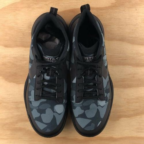 Converse Star Series Black Camo Basketball Shoes 166441C Sz