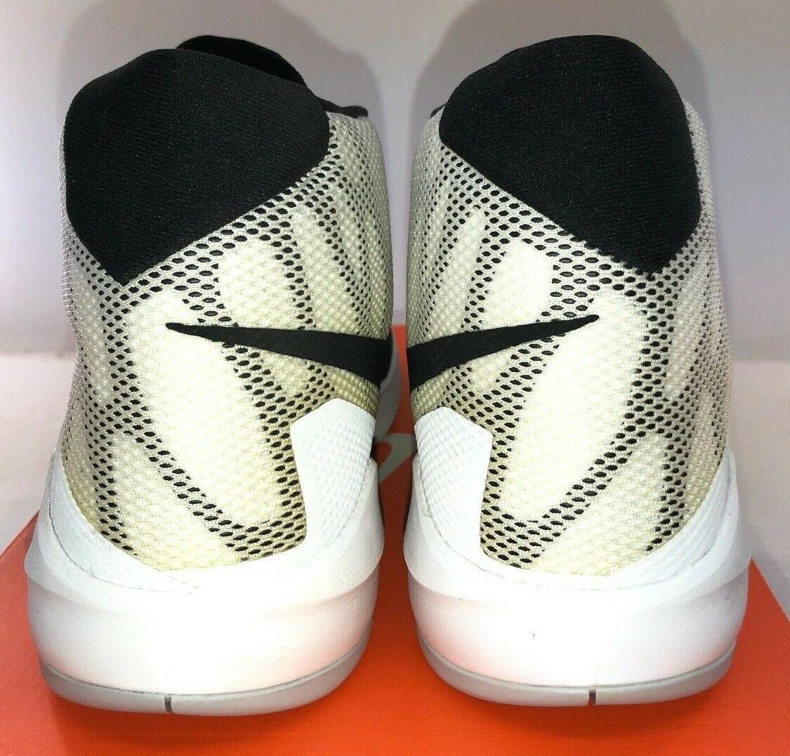 NIKE Zoom Basketball White Mesh