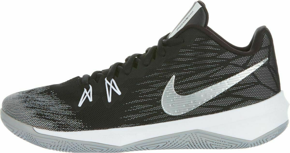 Nike Black/Metallic Silver
