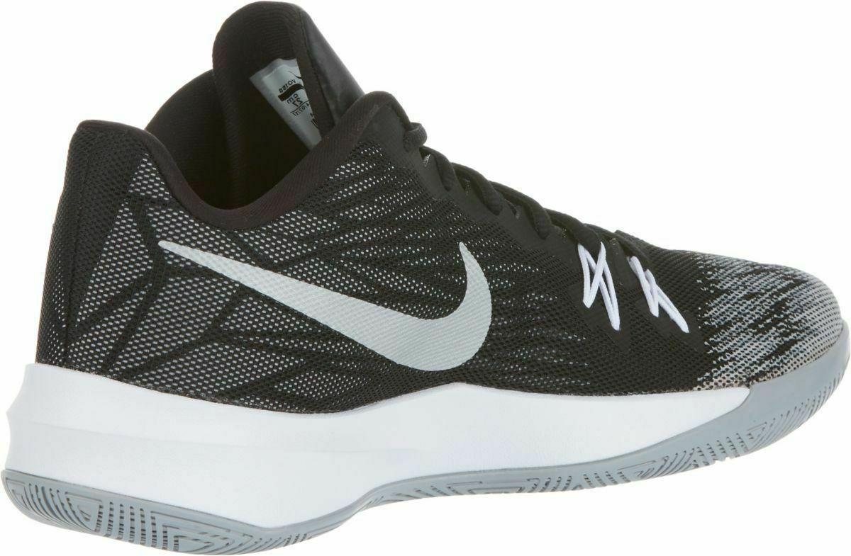 Nike Zoom Evidence II Black/Metallic 908976 001