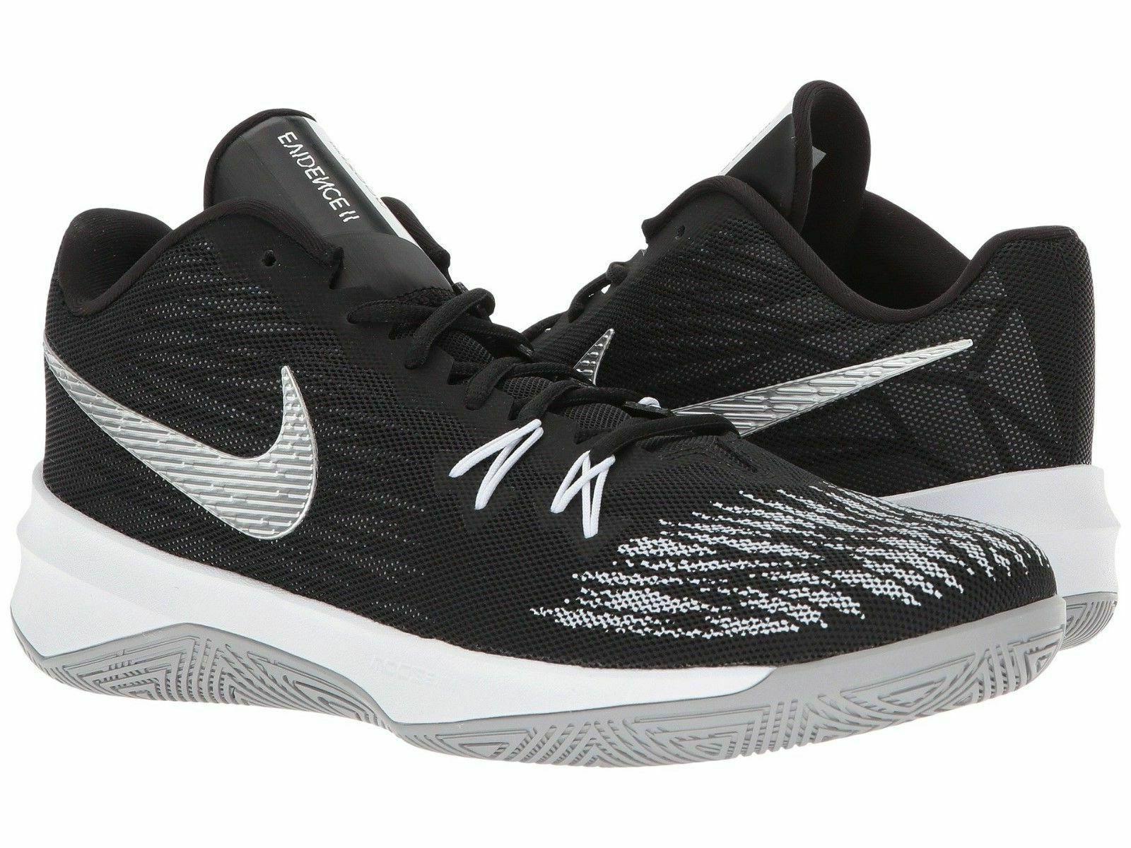 zoom evidence ii men basketball shoes 12