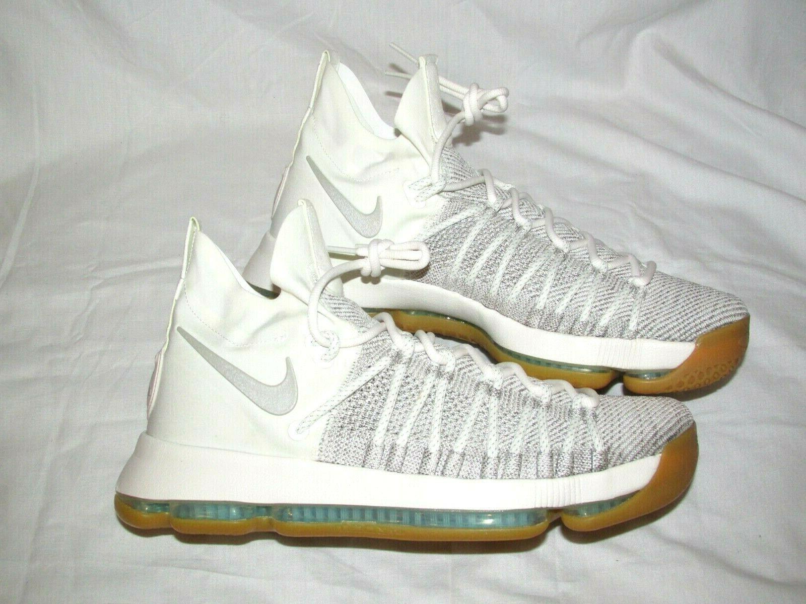Nike Elite 10.5 Pale Grey