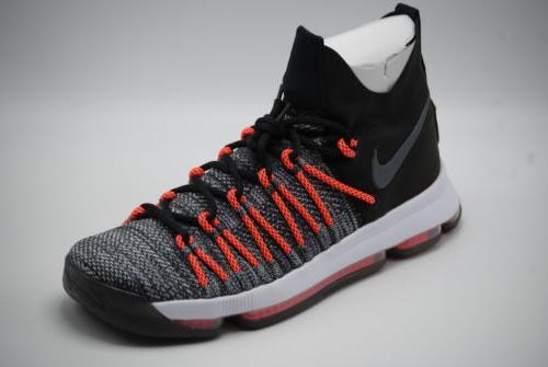 Nike Zoom KD9 Elite Men's basketball shoes 878637 010 Multip
