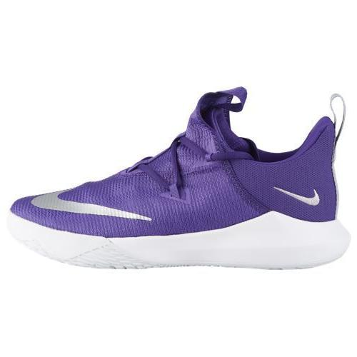 zoom shift 2 field purple white mens