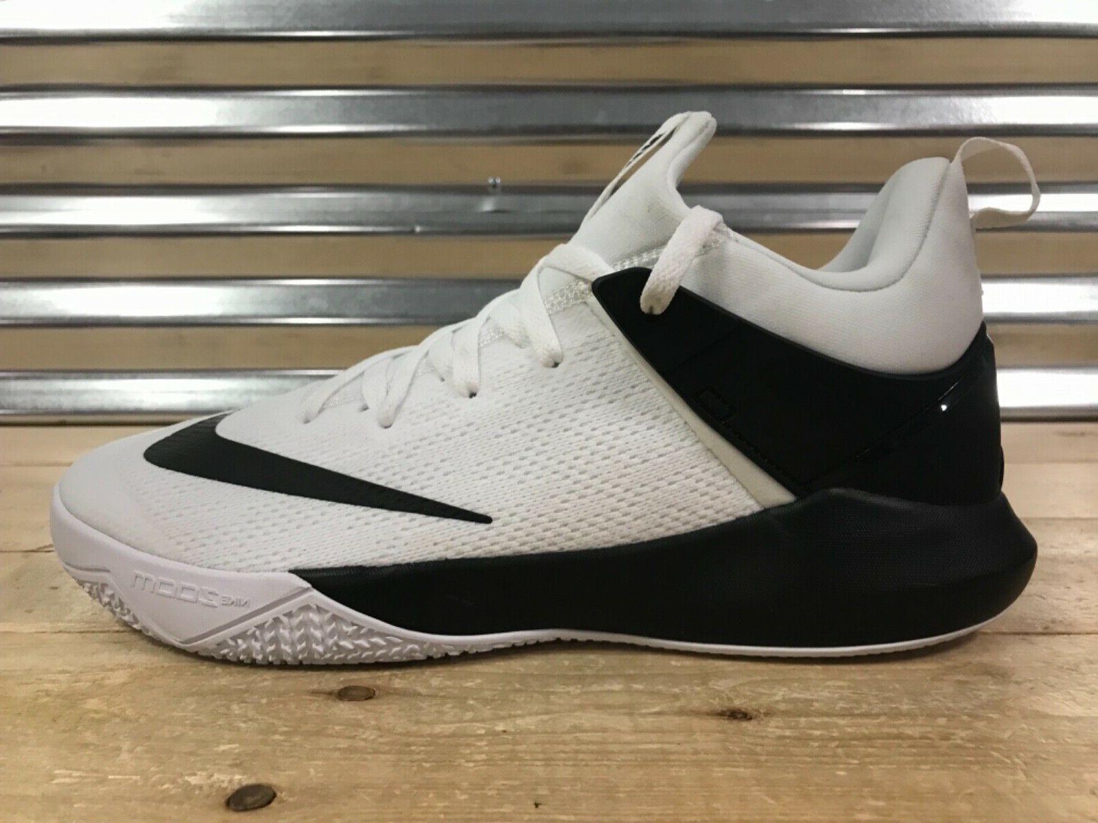 Nike Shift TB Basketball Shoes Oreo SZ 13