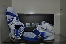 Nike Lebron Soldier IX PRM 749490 104 Mens Basketball Shoes