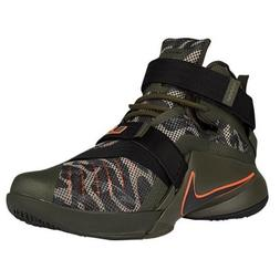 nike lebron soldier IX PRM mens hi top basketball trainers 7